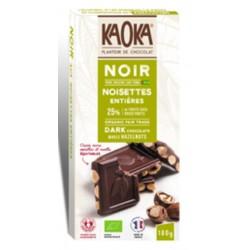 Tablette Chocolat Noir 66%...