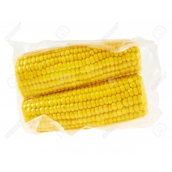 Maïs doux sous vide