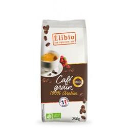 Café 100% arabica grain 250g