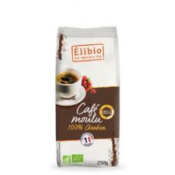 Café 100% arabica moulu