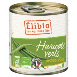 Haricots verts-400g