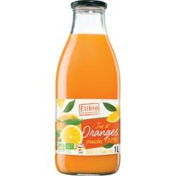 Jus d'oranges pressées....