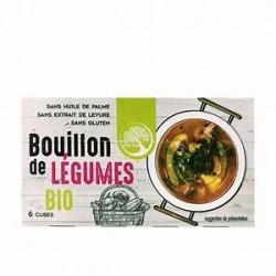 Bouillon de légumes (6...
