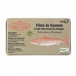 Filets de saumon-Pesasur
