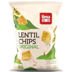 Lentilles chips original