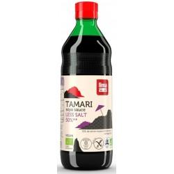 Tamari 50% less salt