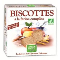 Biscottes complètes à...