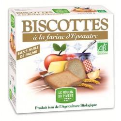 Biscottes épeautre à...