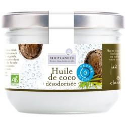 Huile de coco Désodorisée...