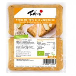 Filets de Tofu à la Japonaise